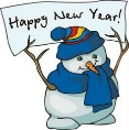 Image result for preschool happy new year clipart